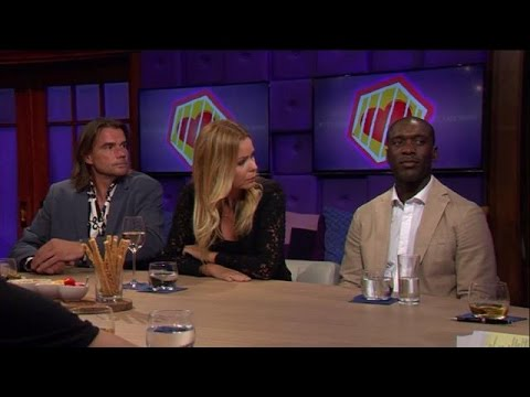 Clarence Seedorf verloor vriendin door jaloezie - RTL LATE NIGHT