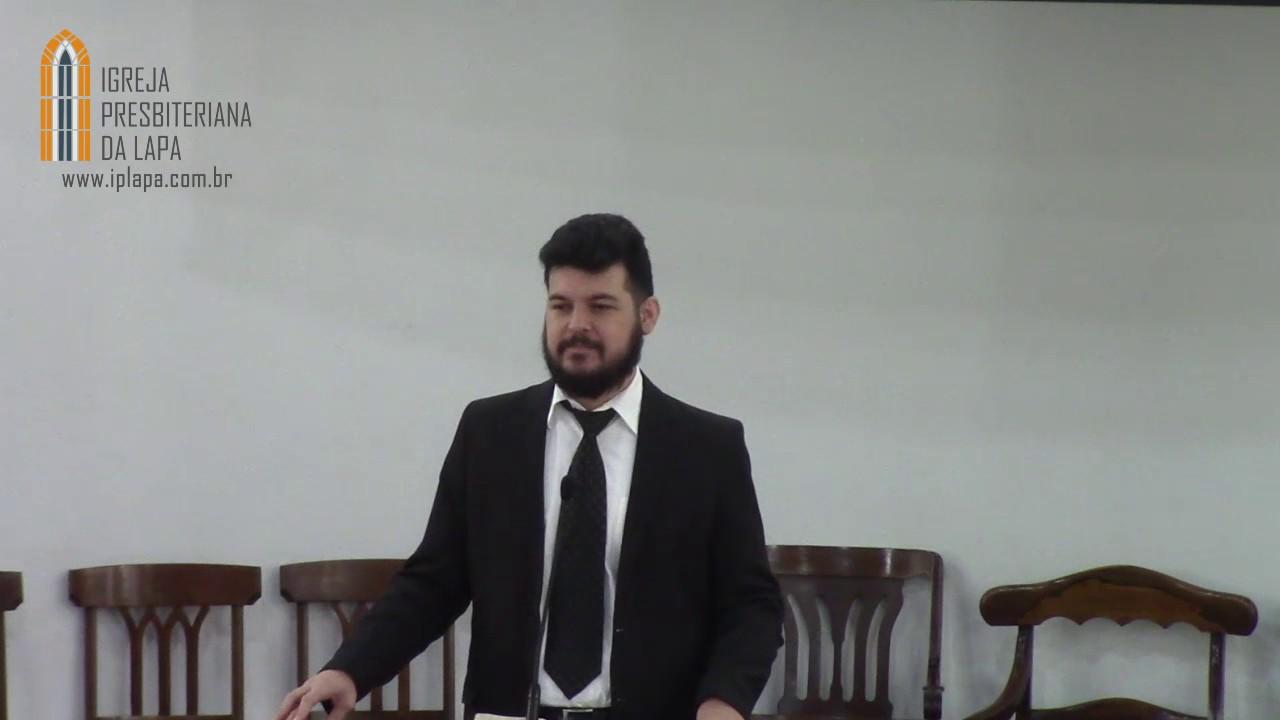 Gênesis 06.9-22 - Sem. Henrique Machado