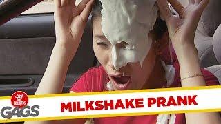 Milkshake Fall On Driver - Throwback Thursday