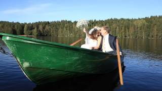 свадьба +на природе