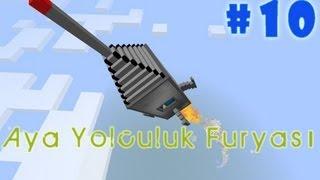 Minecraft : Aya Yolculuk Furyasi ! #10 (Sezon Finali)
