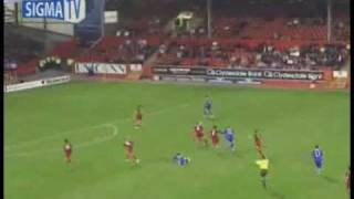 FC Aberdeen - Sigma Olomouc 1:5