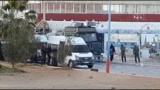 «احتجاجات الحسيمة».. عُقدة الريف مع الدولة المغربية مُستمرة - ساسة بوست