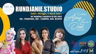Rundjanie Studio - Pernikahan : Doni & Ajeng - 4 April 2021