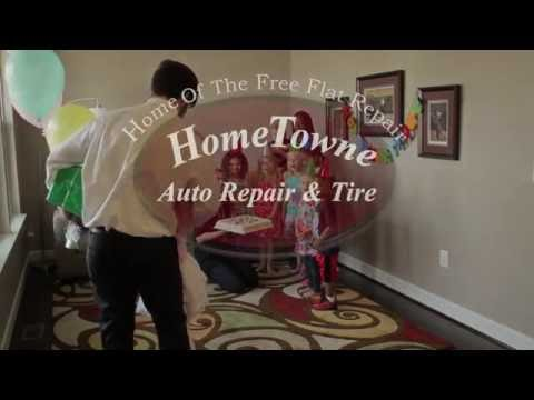 HomeTowne Auto Repair and Tire Commercial 2016