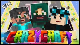 Repeat youtube video IT GOT COMPLETELY DESTROYED!?! | Ep 54 | Minecraft Crazy Craft 3.0
