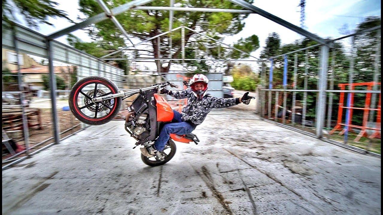JE RIDE DANS L'ATELIER ! Vos Wheeling #13