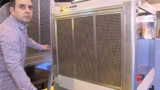Soluciones en climatización, enfriamiento evaporativo y tratamiento de aire de Met Mann