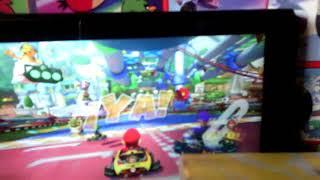 Jugando Mario Kart 8 y hablando de varios temas :-)  / Mario kart 8  Deluxe