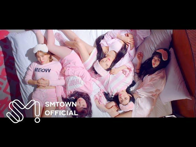 Red Velvet 레드벨벳 'Bad Boy' MV