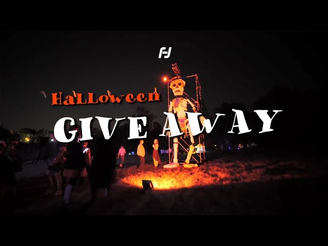 The Haunted Forest - Halloween | FeiyuTech a2000 | GIVE AWAY EVENT in description