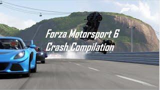 Forza Motorsport 6 Crash Compilation