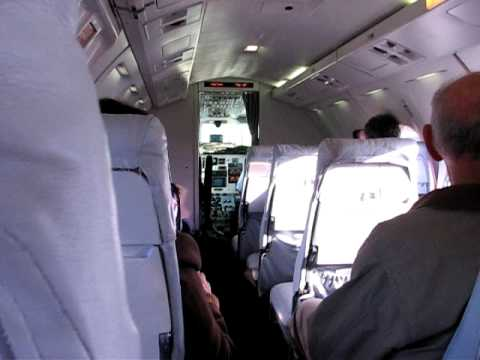 Captain speech on Laer/Macair Jet flight from Buenos Aires to Gualeguaychú and Concordia
