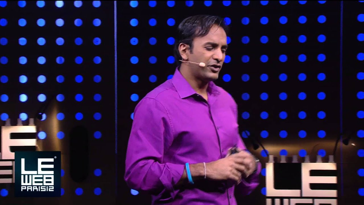 Dr. DJ Patil, Data Scientist in Residence, Greylock Partners speaks ...