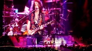 Aerosmith with Johnny Depp Stop Messin' Around Staples Center, Los Angeles CA 12/3/12