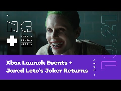Xbox Announces Launch Events + Jared Leto's Joker Returns - IGN News Live