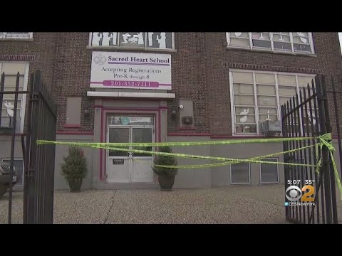 School Repaired After Being Damaged In Jersey City Shootout