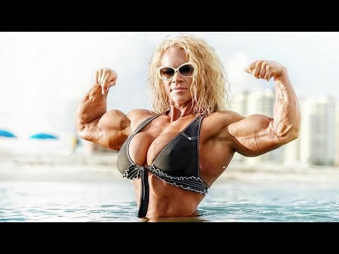 Female bodybuilding, Aleesha Young, IFBB MUSCLE,  TOP FEMALE BODYBUILDER,