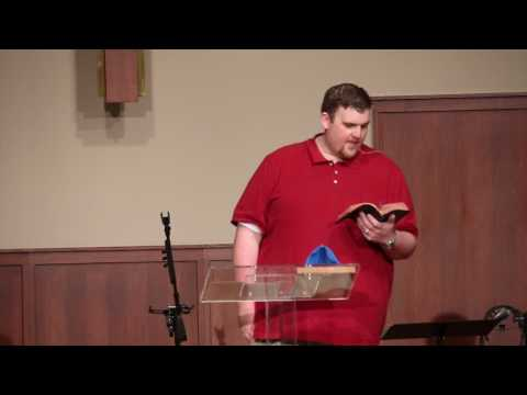 A Priceless Inheritance Preached by Pastoral Intern Chris Andersen 4 23 2017