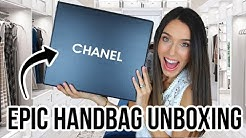 EPIC Chanel Handbag Unboxing & Review! *i finally found it*