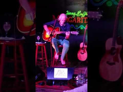 Jimmy Buffett Surprise Concert Live in Key West - 12/16/17 Come Monday