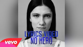 [LYRICS - TESTO] Elisa - No Hero