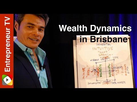 Wealth Dynamics in Brisbane