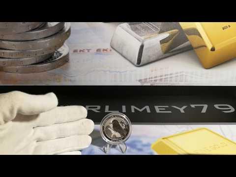 ---Perth Mint - 2019 One Ounce 9999 Silver Australian Kookaburra Coin!----