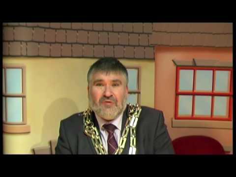 Dave Hodgson Bedford Mayor