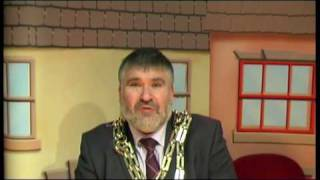 Dave Hodgson Bedford Mayor