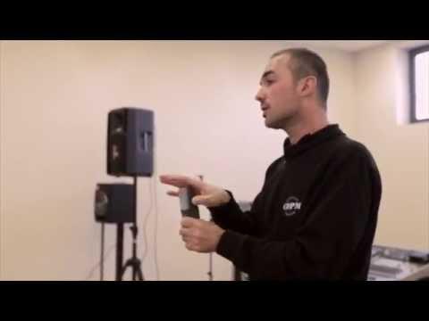 Seminario Audio Pro da Cavalli Musica