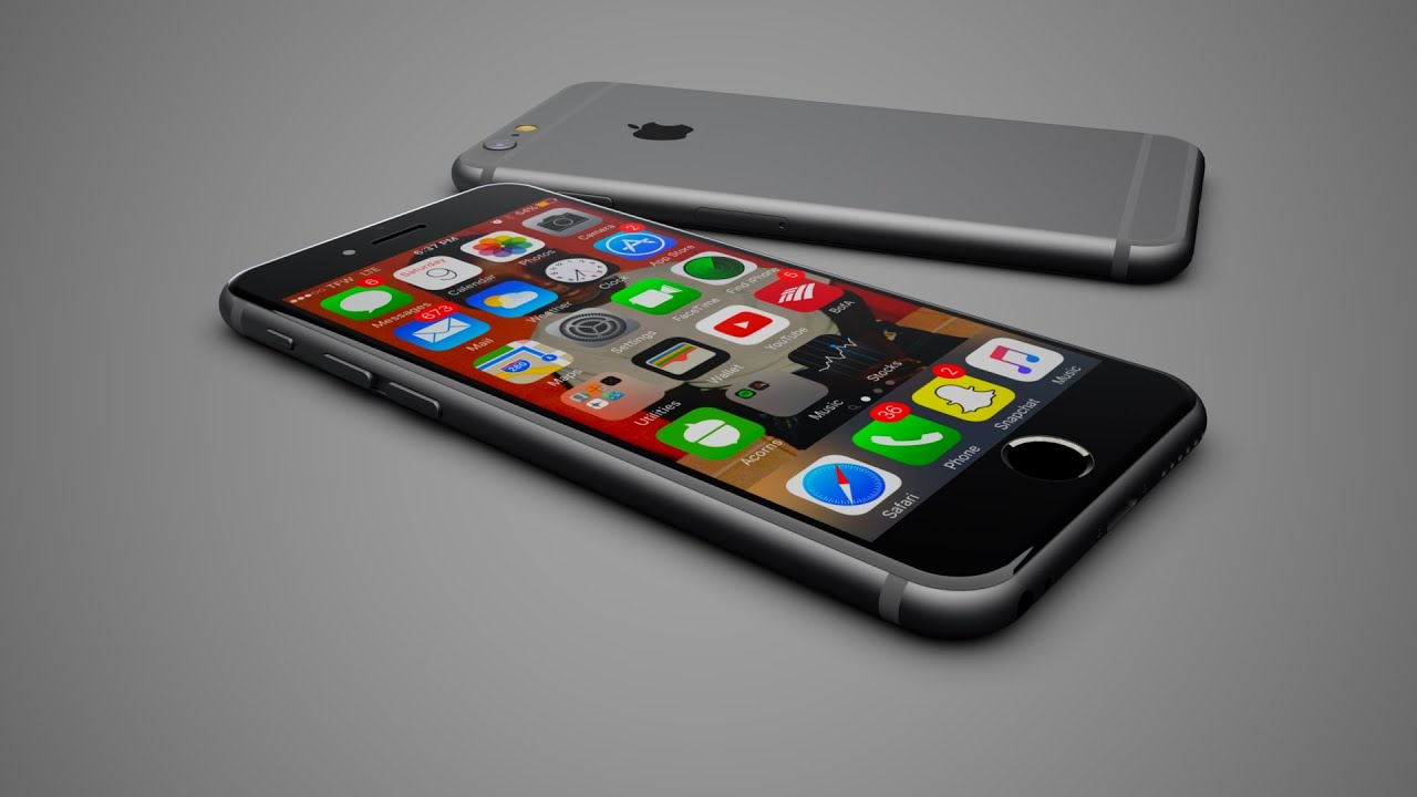 SolidWorks Visualize Tutorial: iPhone Render