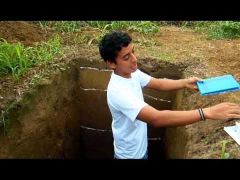 Determinaci n del perfil del suelo ufa espe iasaii youtube for Perfil del suelo wikipedia