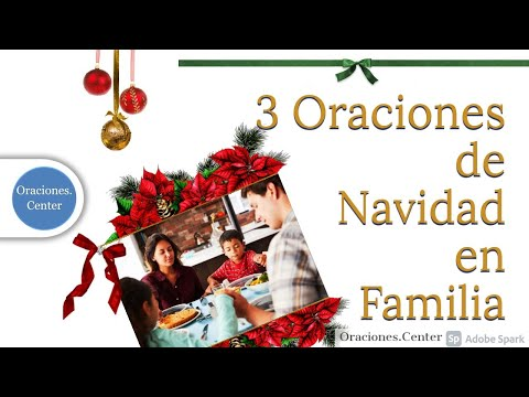3 Oraciones Navideñas 2019 Basadas En La Biblia