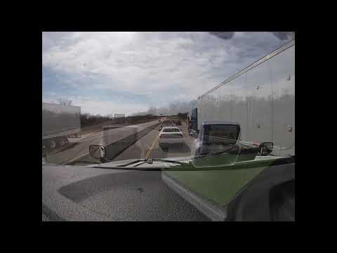 Trucking vlog 1