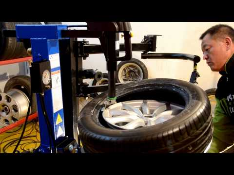 H85 Assist Arm Runflat Tire Operation.mp4