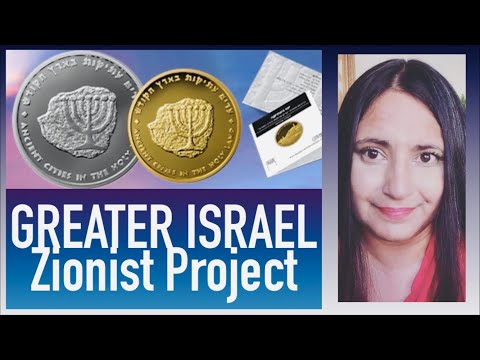 Greater Israel Project & Trump Zionist Plan To Welcome Antichrist!