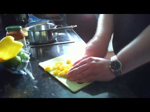 Jay in the kitchen Episode 1 - How to make Tuna Pasta Bake