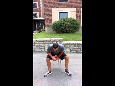 Chris Cooper ALS challenge