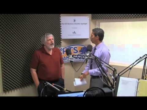 Santa Clarita Chamber Spotlight with Fred Arnold -Kirk Kryger from Blue Earth Enterprises