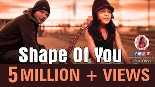 Praniti | Shape Of You | Ed Sheeran| [Praniti Official Cover Video] Mp3