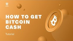 How to exchange #Bitcoin Cash (#BCH) in Guarda