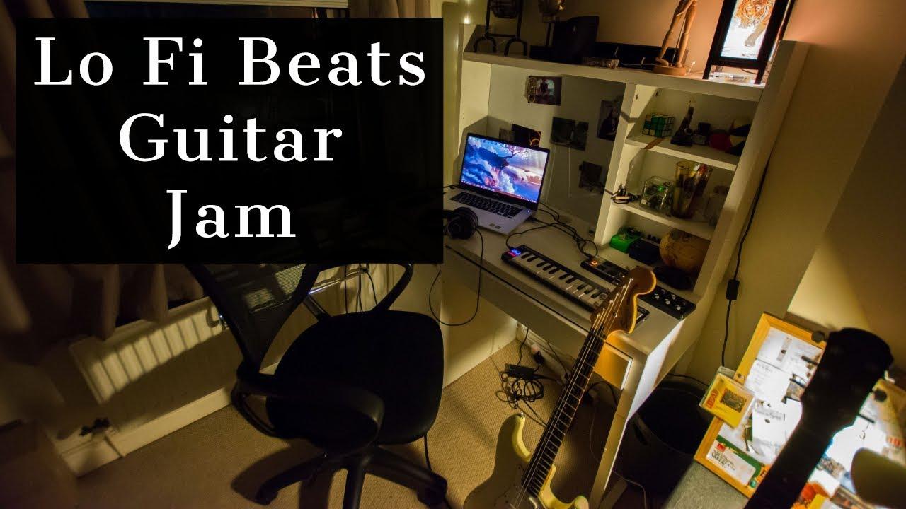 Lo Fi Guitar Beat Jam #1 [Free Samples + Mp3]