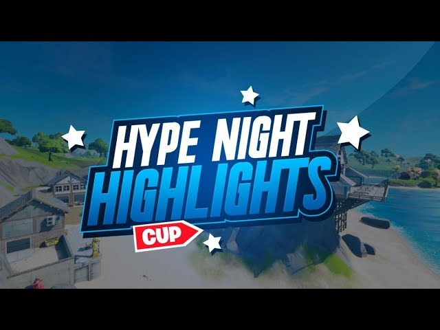 HYPE NIGHT HIGHLIGHTS - Solary Kinstaar