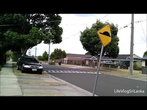 Dandenong Suburb Of Melbourne Australia - Walk Through Residential Roads In Real Life