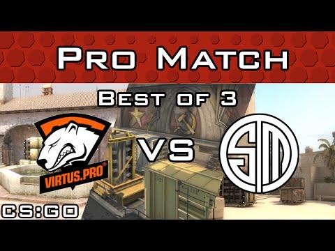 Team SoloMid vs Virtus.pro PGL Season 1 Finals