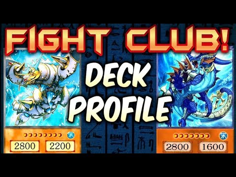 Yugioh Fight Club Season 2 - ATLANTEAN DECK PROFILE (Competitive Yugioh)