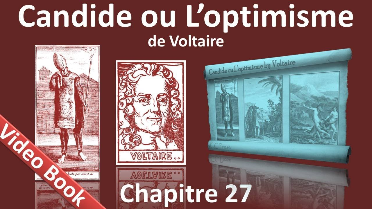 The search for happiness in voltaires candide