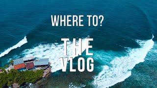 Where to? The Vlog #15 Bali - Lombok Surf tips - surfvlog