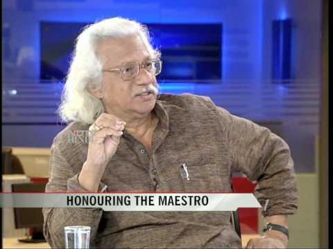 Adoor Gopalakrishnan - Exclusive Interview on NDTV Hindu Night Vision- Part 3 - 3